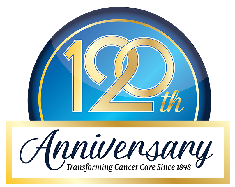 Roswell Park Comprehensive Cancer Center celebrates it's 120th year.