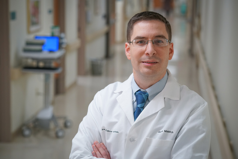 Dr. Jason Muhitch
