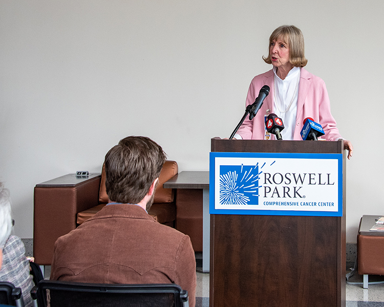 Univera Healthcare Grant To Roswell Park Will Support Colon Cancer Screening And Education Program Roswell Park Comprehensive Cancer Center