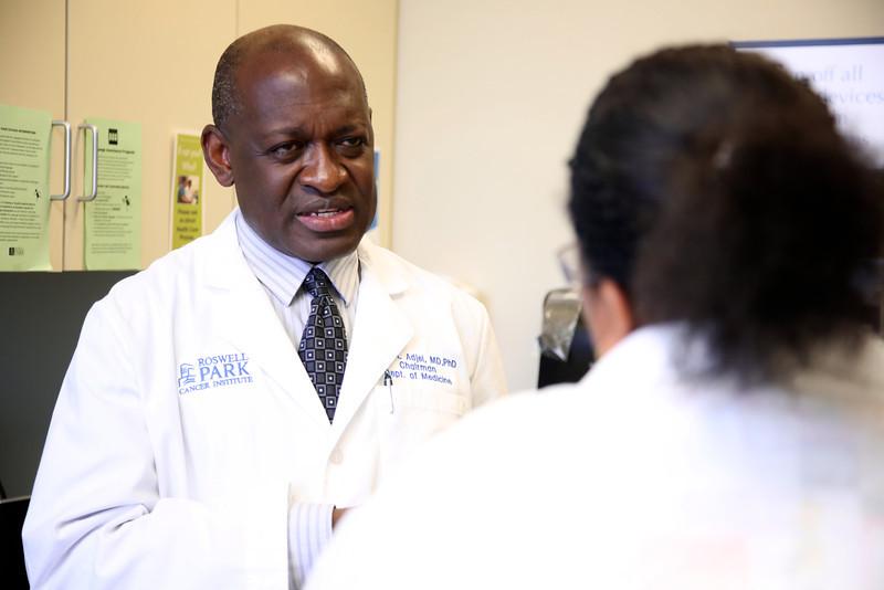 Alex Adjei, MD, PhD