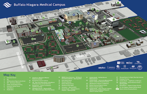 Buffalo Niagara Medical Campus Roswell Park Comprehensive Cancer