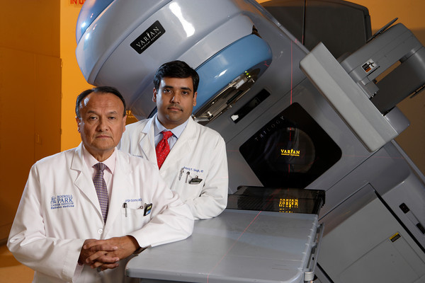 Radiation medicine advanced treatment at Roswell Park