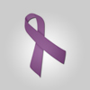 Pancreatic Cancer Awareness Ribbon