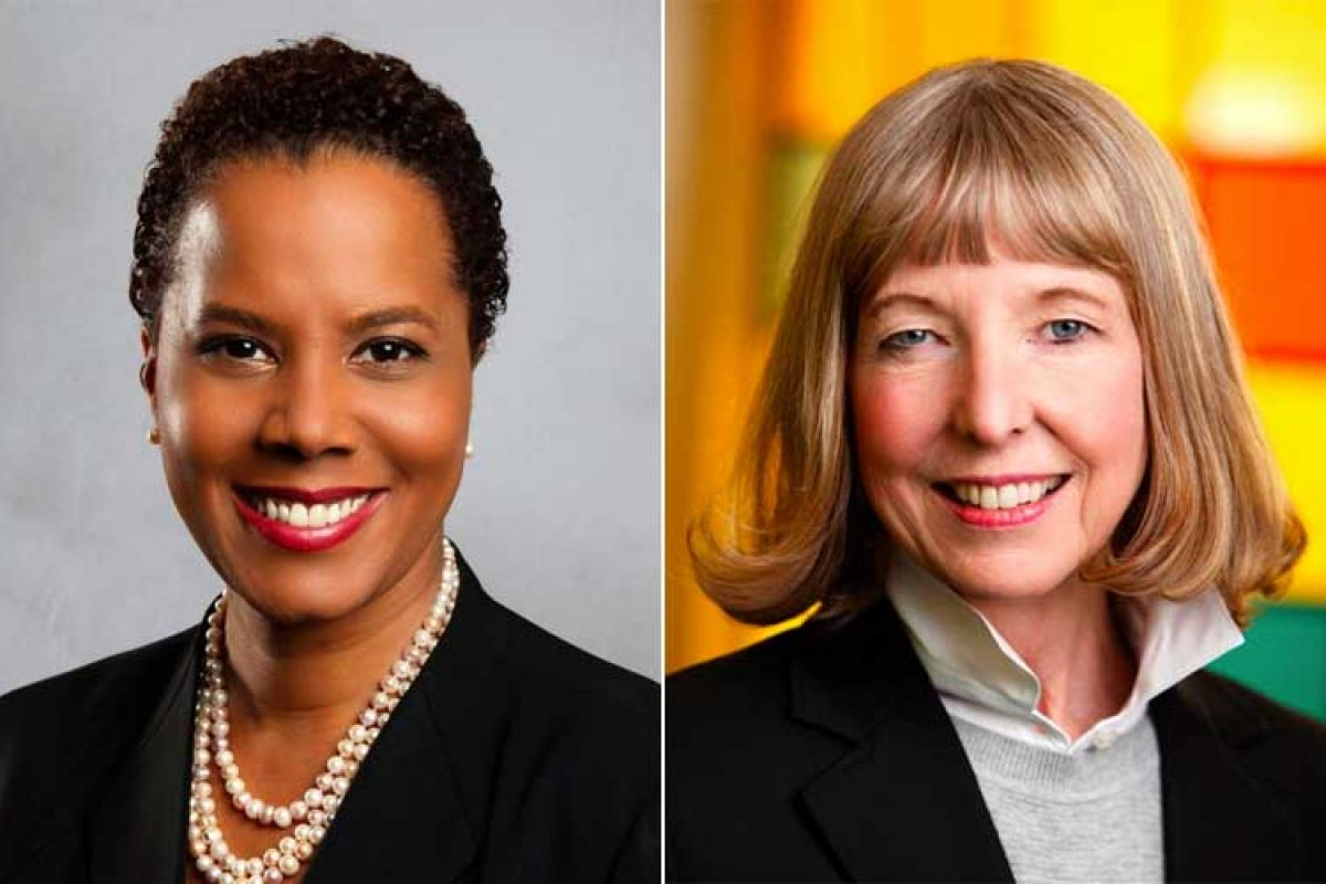 Leecia Eve, Dr. Candace Johnson are honored on City & State's New York Women Power 100 list.