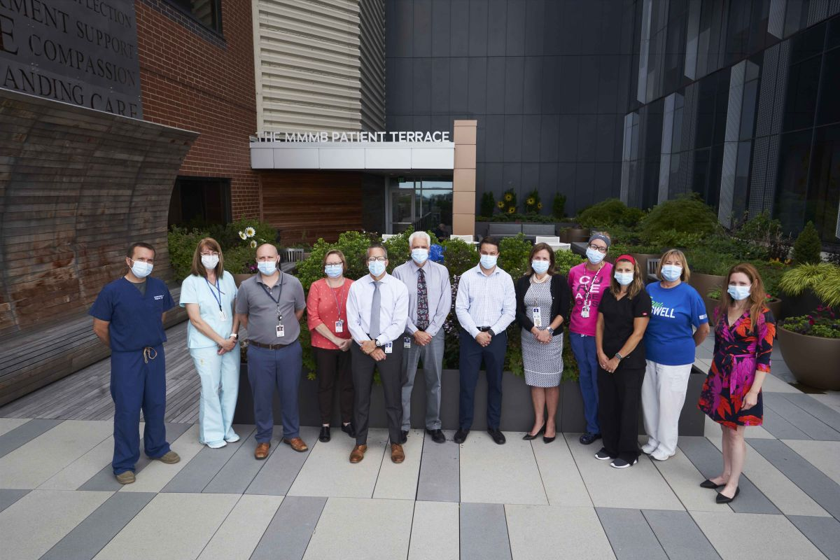 Roswell Park Radiation Oncology Team