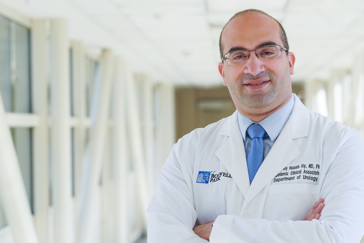 Ahmed Aly Hussein Aly, MD, PhD