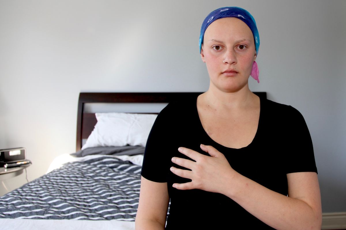 Breast biopsy information