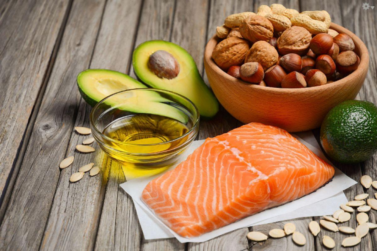 Cholesterol Foods Menu