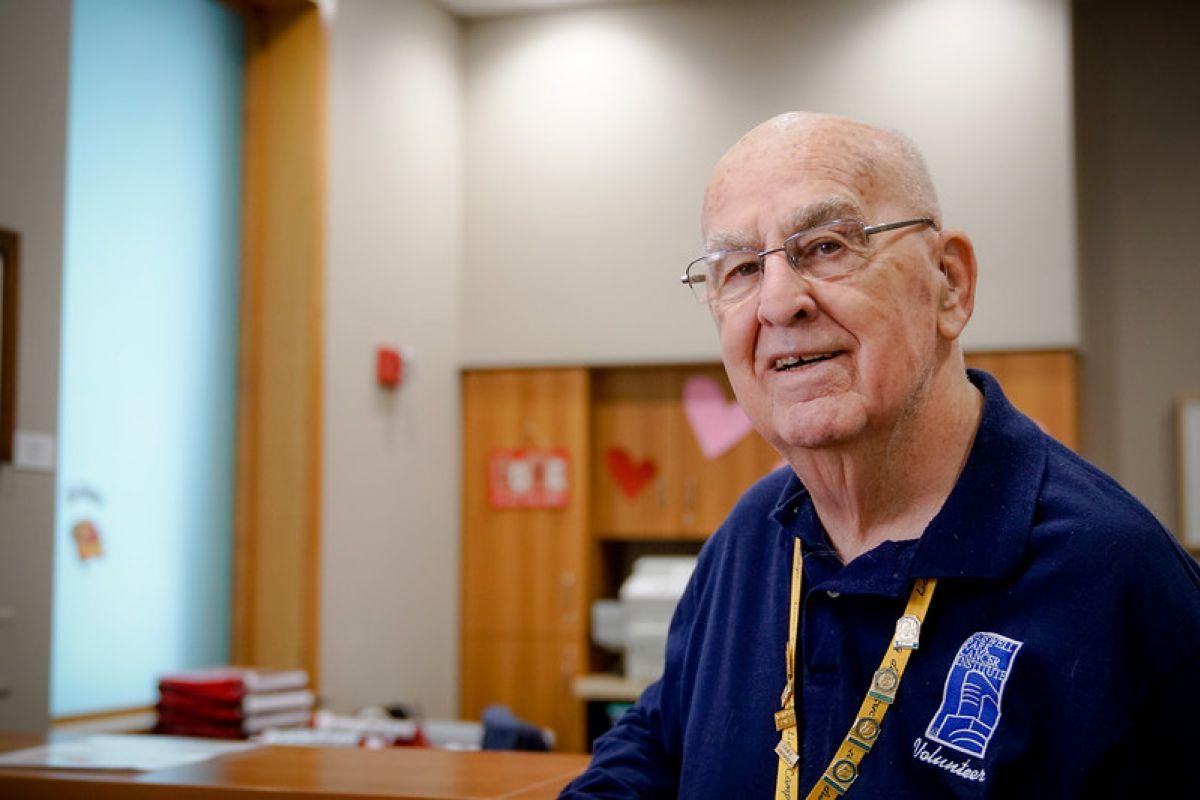 Four-Time Liver Cancer Survivor: Ronald's Story | Roswell Park