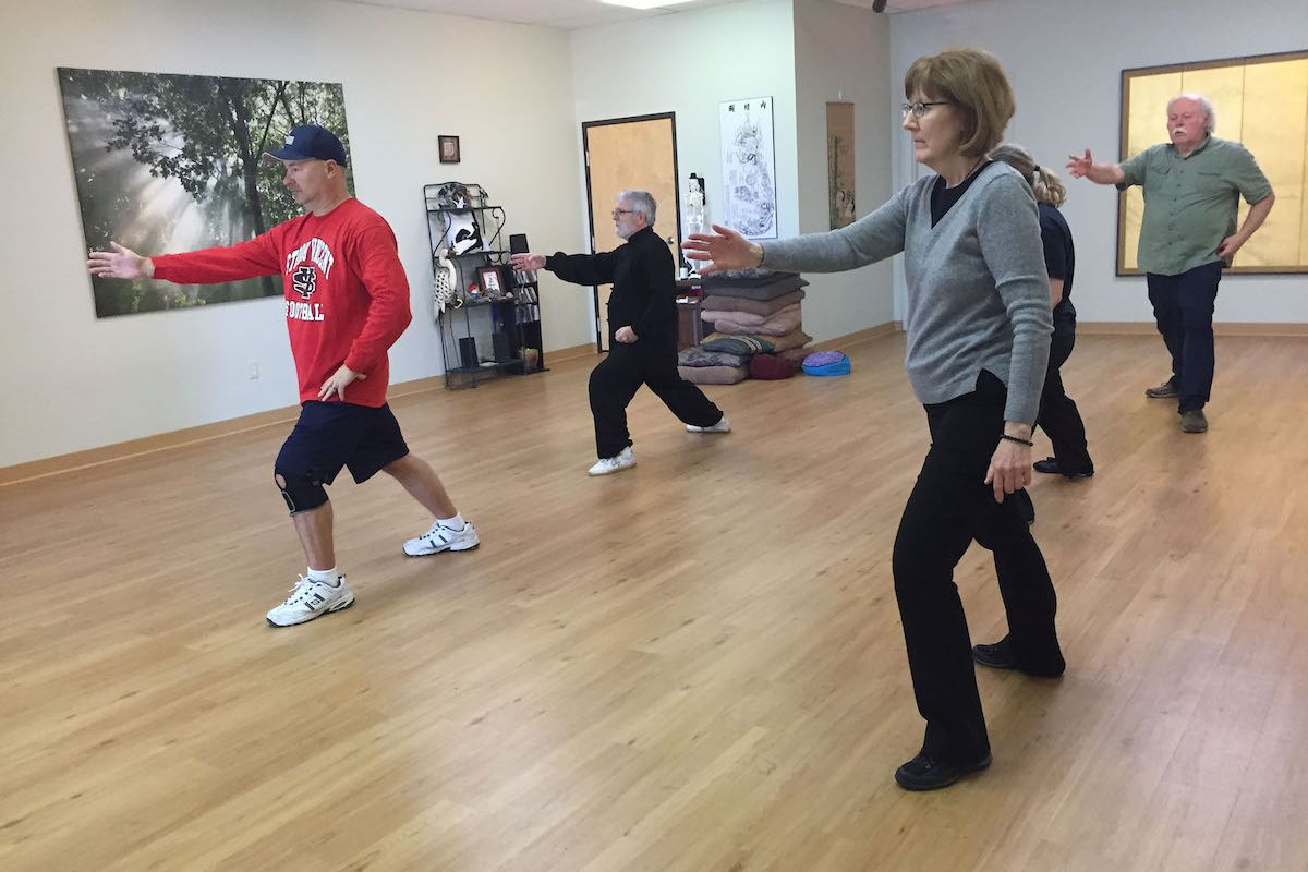 Join Us for Qi Gong and Guided Meditation in March | Roswell
