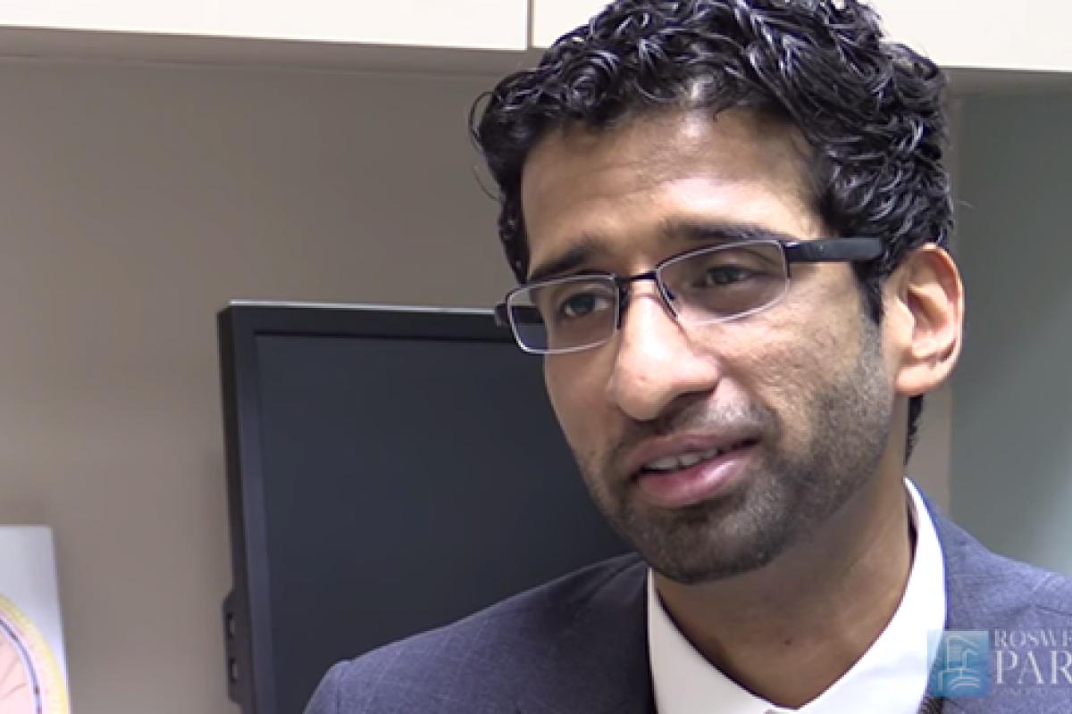 Meet #TeamRoswell: Dr. Vishal Gupta