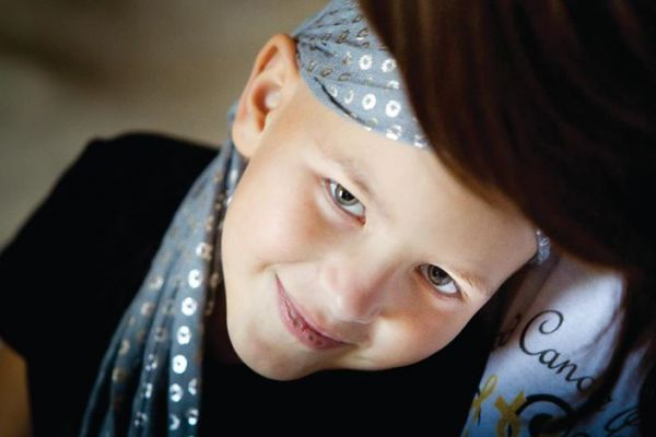 Ella had been battling a rare and aggressive type of cancer called Rhabdomyosarcoma since being diagnosed as a toddler.