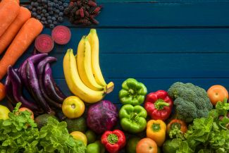 Eating a diet rich in antioxidants can reduce the risk of infection in pediatric leukemia patients