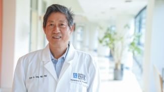 Roswell Park's Dean Tang, PhD, led a team that has identified a new prostate cancer suppressor protein.
