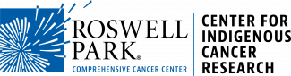 Roswell Park Center for Indigenous Cancer Research Logo