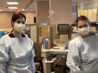 Our staff is taking every precaution during the COVID-19 outbreak