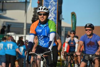 Giving - Ride for Roswell