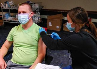 Roswell Park is vaccinating patients