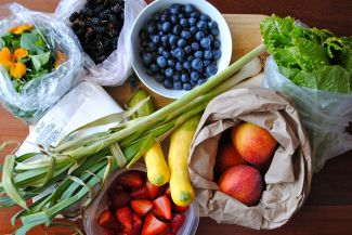 healthy liquid diet for someone with esophagus cancer