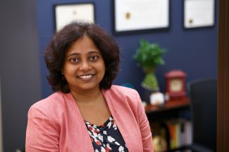 Sudha Bommidi, Executive director of Clinical Services