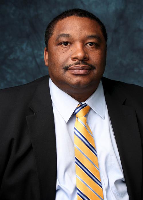 Harl Tolbert, MS, MBA