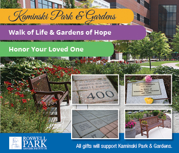 The Park Features Inscribed Pavers, Trees, And Perennial Gardens Dedicated  To Loved Ones.
